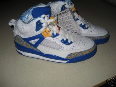 Air Jordan Spiz'ike with old style look